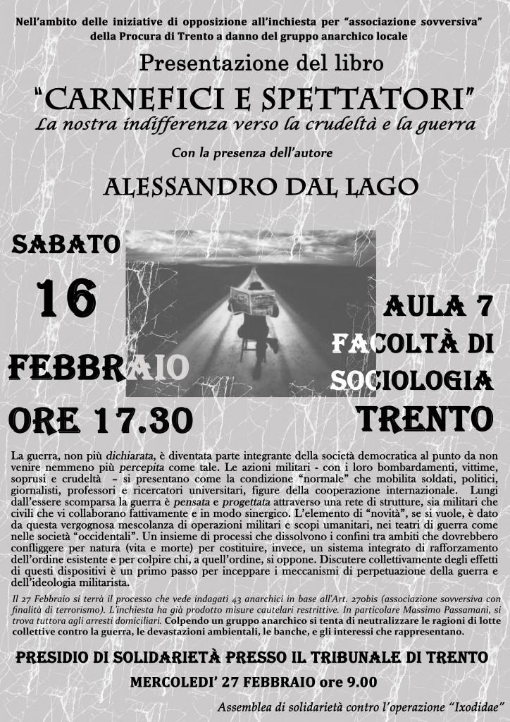 Manifesto Dal Lago 2